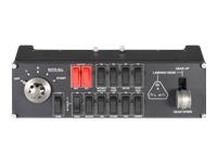Saitek Pro Flight Switch Panel Instrumentpanel til flysimulator