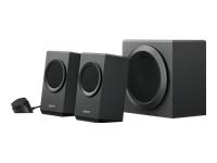 Logitech Z337 Højttalersystem 2.1-kanal Bluetooth 40 Watt (Total)