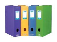 ELBA memphis - Boîte de classement - 80 mm - 24 x 32 cm - disponible dans différentes couleurs