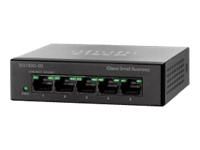 Cisco Small Business 100 Series Unmanaged Switch SG 100D-05