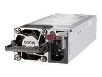HPE - Power supply - hot-plug / redundant (plug-in module)