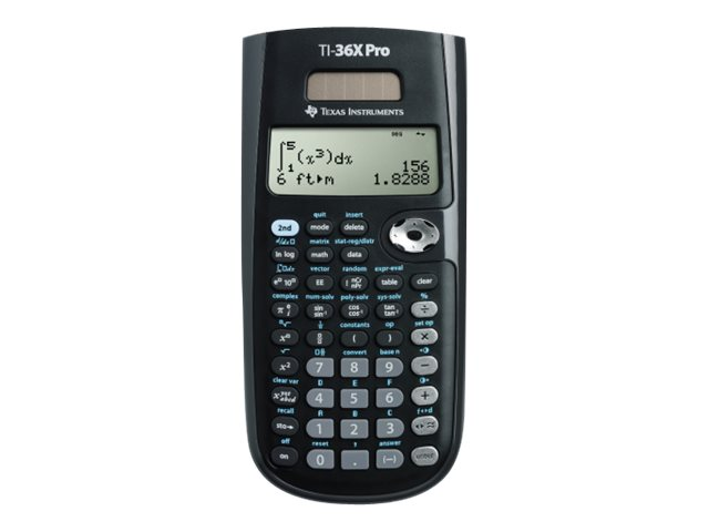 Texas Instruments TI-36X Pro - calculatrice scientifique
