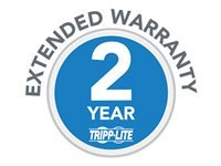 Tripp Lite 2-Year Extended Warranty for select Products - Extended service agreement - parts and labor - 2 years