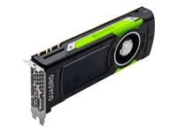 NVIDIA Quadro P6000 carte graphique - Quadro P6000 - 24 Go
