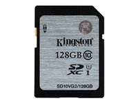 Kingston - Flash memory card - 128 GB