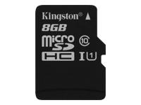 Kingston Produits Kingston SDC10G2/8GBSP