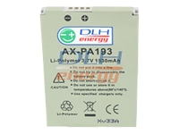DLH Energy Batteries compatibles AX-PA193
