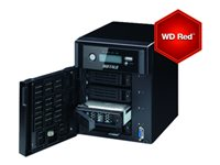 TeraStation 5400 Win Storage Server2012R2 - Workgroup license 12TB 4x 3TB RAID 0/1/5/JBOD WD RED