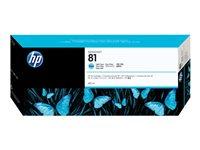 HP Ink Cart/light Cyan 680ml f DesignJet