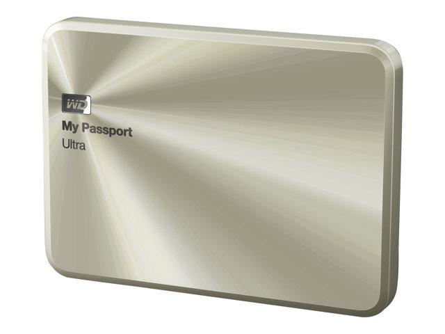 WD My Passport Ultra WDBEZW0020BCG