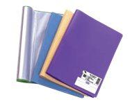 ELBA memphis Style - Porte vues - 80 vues - A4 - disponible dans différentes couleurs