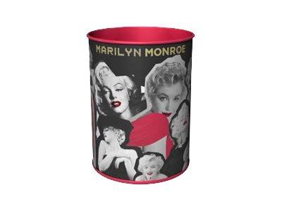 Quo Vadis Marilyn Monroe - pot à crayons