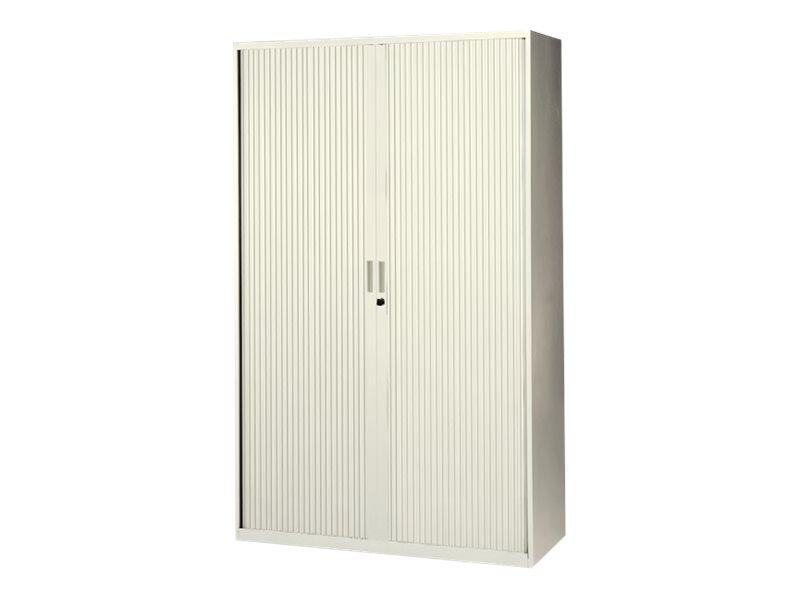 MT - Armoire - Haute - 4 étagères - 2 portes - 198 x 120 x 43 cm - différents coloris