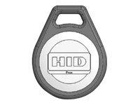 HID ProxKey III 1346 - RF proximity key fob - gray, black