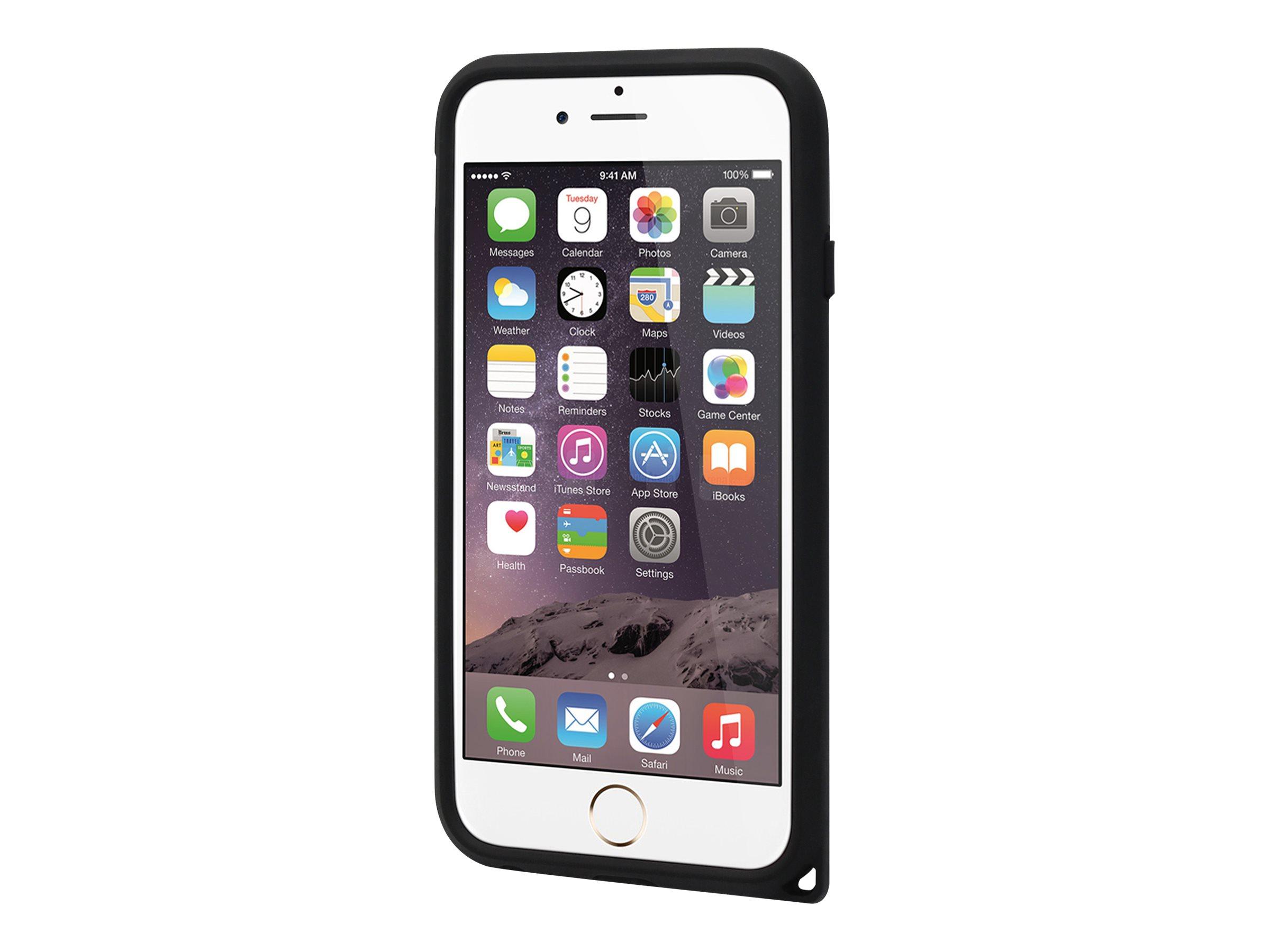 Muvit - Coque de protection pour iPhone 6, 6s - noir