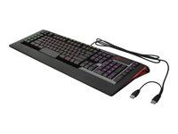 HP OMEN with SteelSeries - Teclado - USB