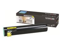 LEXMARK, Toner/yellow 22000sh f X940e 945e