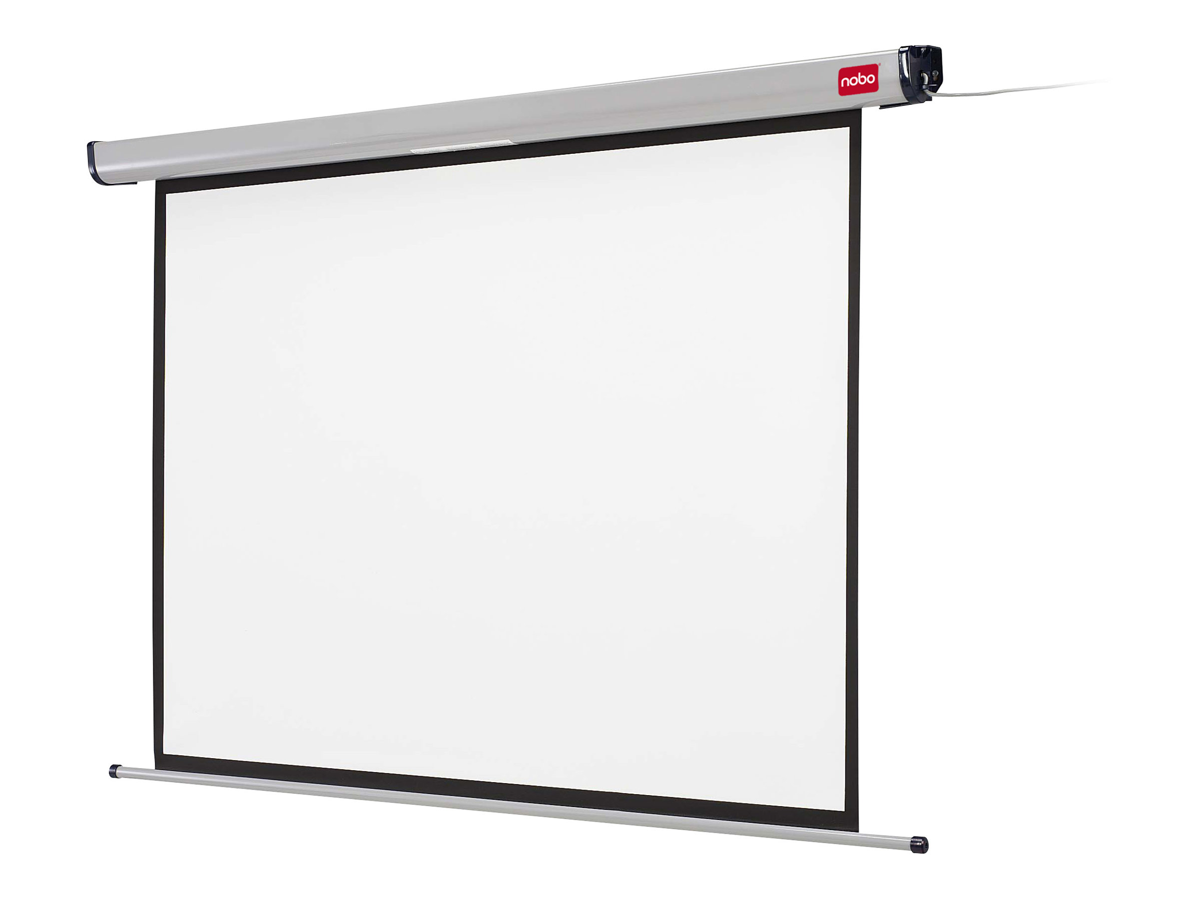 Nobo Electric Screen Plug'n'Play - écran de projection - 71 po (180 cm)