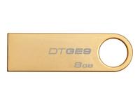 Kingston DataTraveler GE9 USB flashdrive 8 GB USB