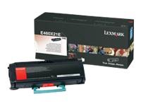 Lexmark Pieces detachees Lexmark E460X21E