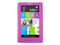 Approx Billow Ebook Purple, Čtečka elektronických knih - 4GB - 7