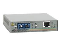 Allied Telesis AT MC103XL - convertisseur de média à fibre optique - Fast Ethernet
