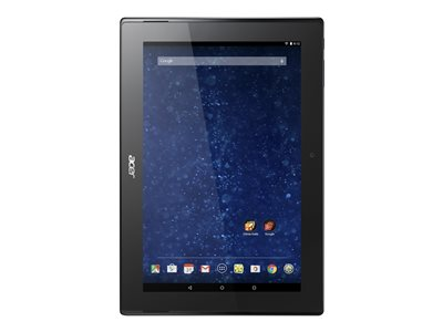 "Acer ICONIA Tab 10 A3-A30-18P1 - Tablet - Android 5.0 (Lollipop) - 16 GB eMMC - 10.1"" IPS (1920 x 1200) - USB host - black, blue"