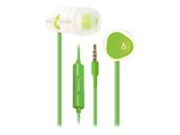 Creative MA200 Headset i øret støjisolerende grøn