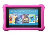 "Amazon Fire HD 8 Kids Edition - Tablet - Fire OS 5.3.3 - 32 GB - 8"" IPS (1280 x 800) - microSD slot - pink"