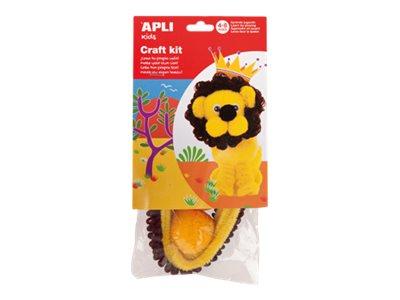 APLI kids - Crafts Lion Kit