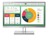 "HP EliteDisplay E223 LED monitor Full HD (1080p) - 21.5"""