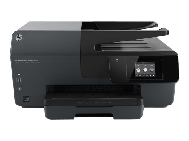 Image of HP Officejet Pro 6830 e-All-in-One - multifunction printer ( colour )