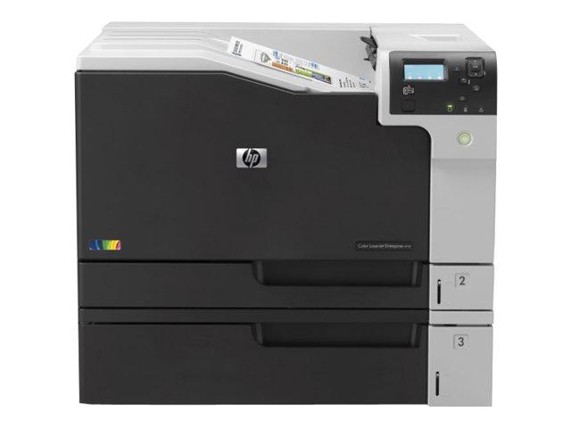 Image of HP Color LaserJet Enterprise M750dn - printer - colour - laser