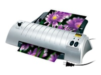 Scotch TL-901 Thermal Laminator with 20 Letter-Size Pouches