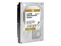 WD Gold Datacenter Hard Drive WD4002FYYZ - disque dur - 4 To - SATA 6Gb/s