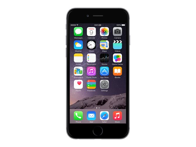 Apple iPhone 6 - Smartphone reconditionné - 4G - 16 Go - gris