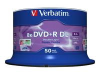 Verbatim DVD Blu-Ray & HD DVD 43758