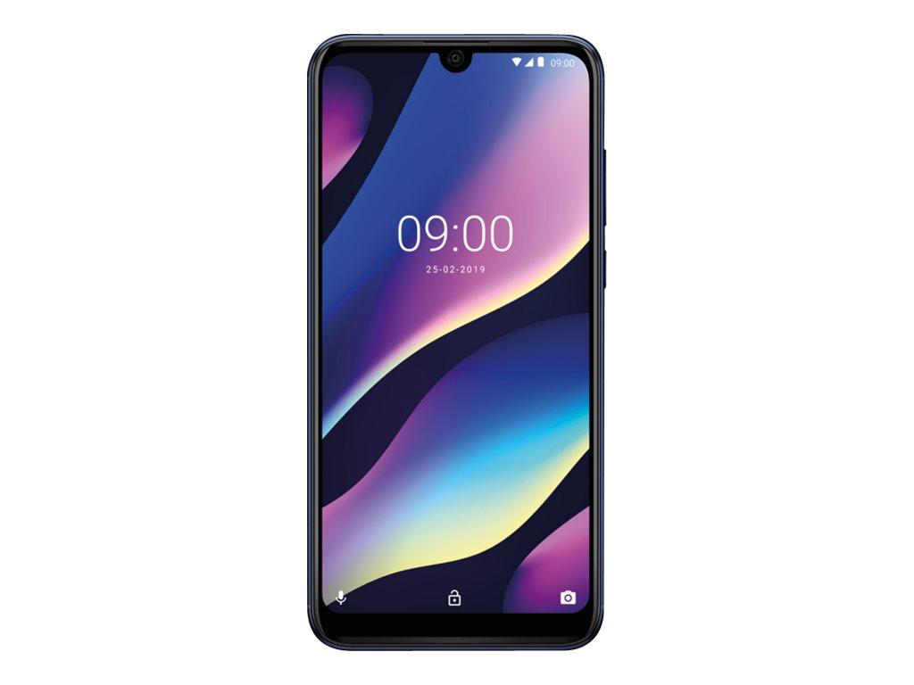 Smartphone Android Wiko View 3 Bleu Nuit Eleclerc High Tech