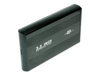 """LogiLink 3,5'' IDE HDD Enclosure USB 2.0 Lagringspakning 3.5"""" ATA"""