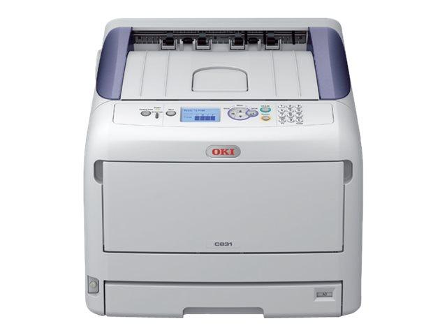Image of OKI C831dn - printer - colour - LED