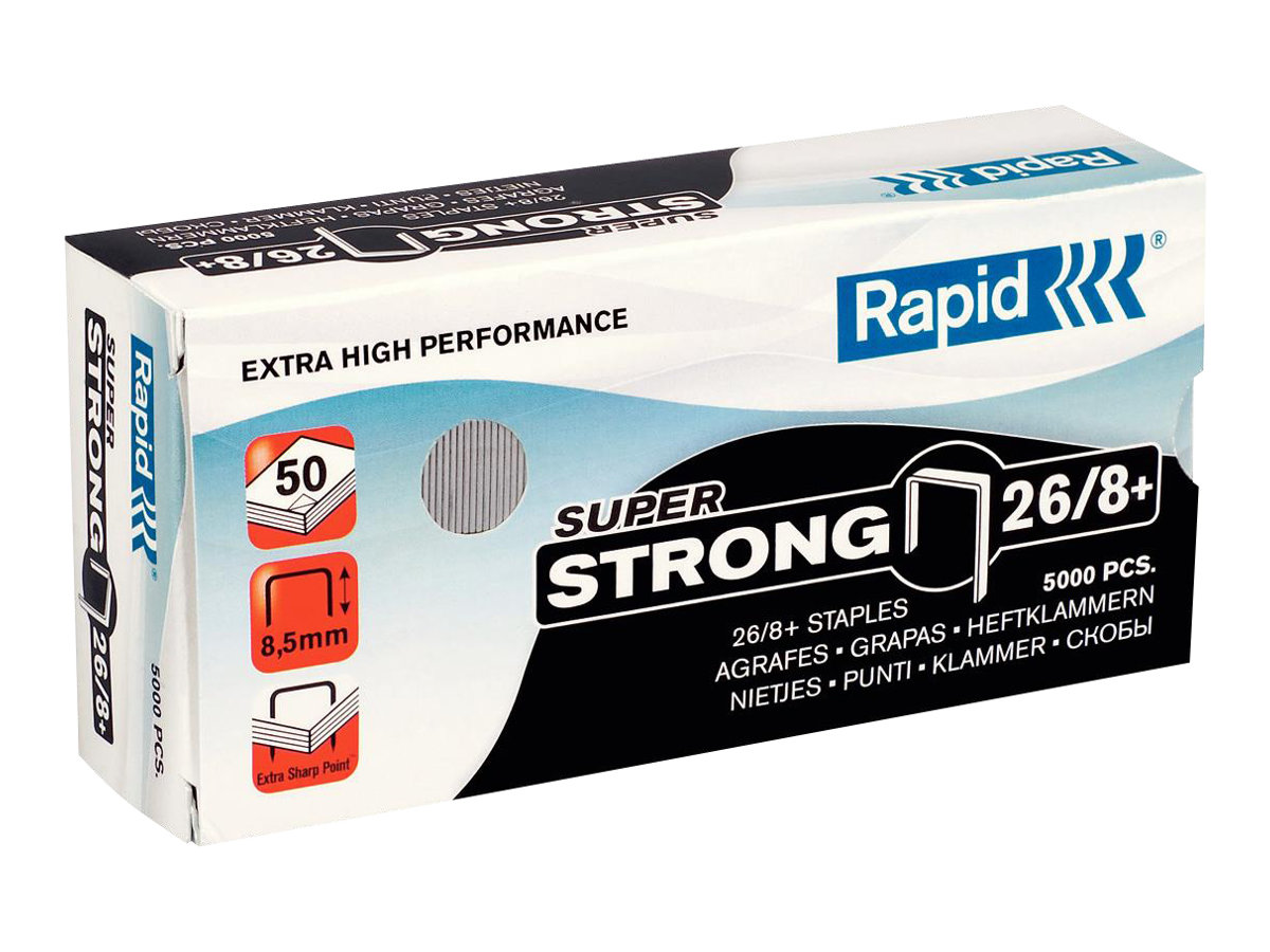 Rapid Super Strong - agrafes