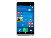 HP Elite x3 HP Graphite - 4G LTE, LTE Advanced - 64 Go - GSM - téléphone intelligent Windows