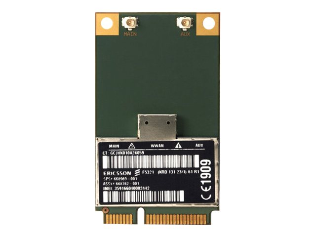 Image of HP hs2350 - wireless cellular modem