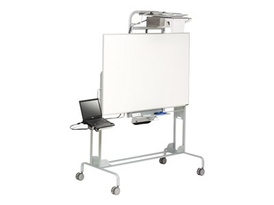 Bretford EXPLORE Series EDUIWB - Interactive whiteboard - powder coated aluminum