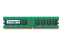 Integral - DDR2 - 2 Go - DIMM 240 broches