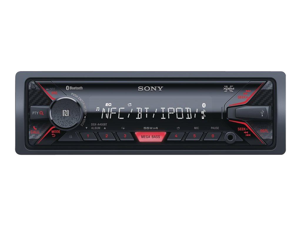 SONY DSX-A400BT - COCHE - RECEPTOR MULTIMEDIA DIGI