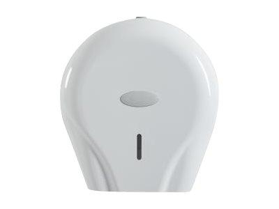 Rossignol OLEANE - Distributeur de papier toilette - plastique ABS - blanc