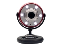 Gear Head Quick WebCam w/ 720P HD Video WCF2750HDRED