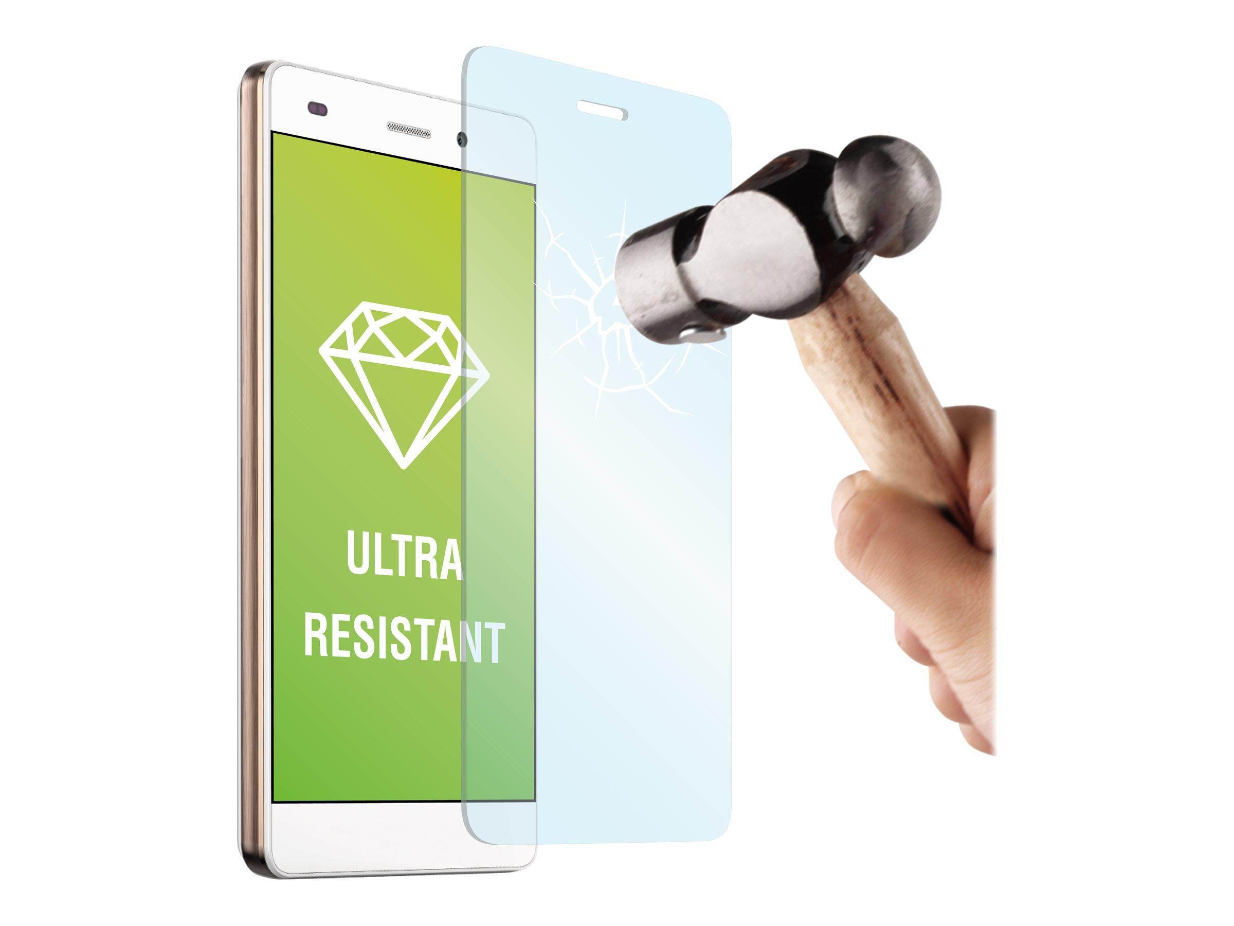 Muvit - 1 film de protection d'écran - verre trempé - pour Huawei Ascend P8 Lite