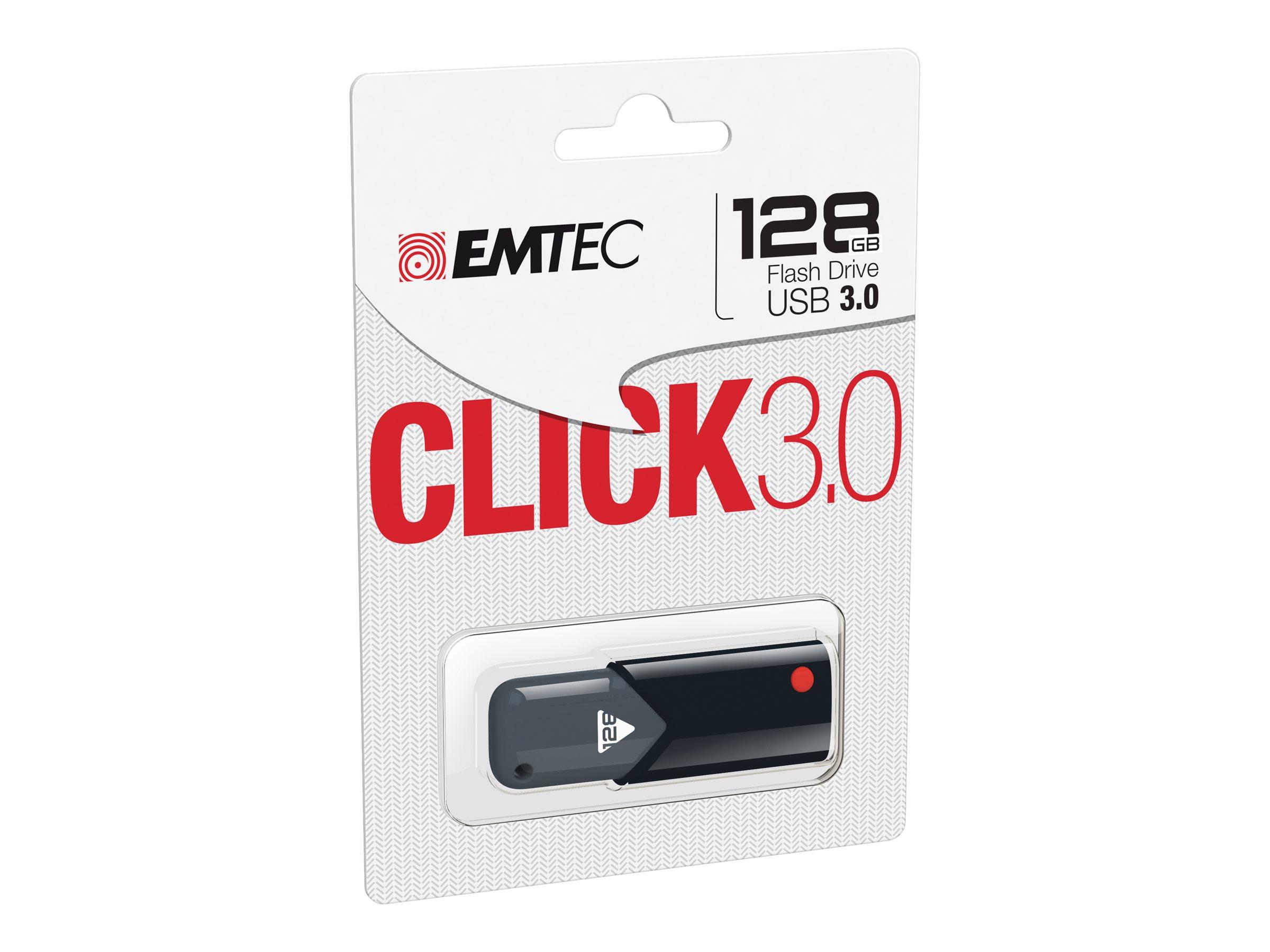 EMTEC Click B100 - clé USB - 128 Go